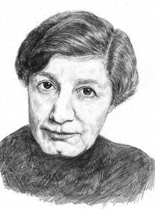 Bild på Elin Wägner 1882-1949