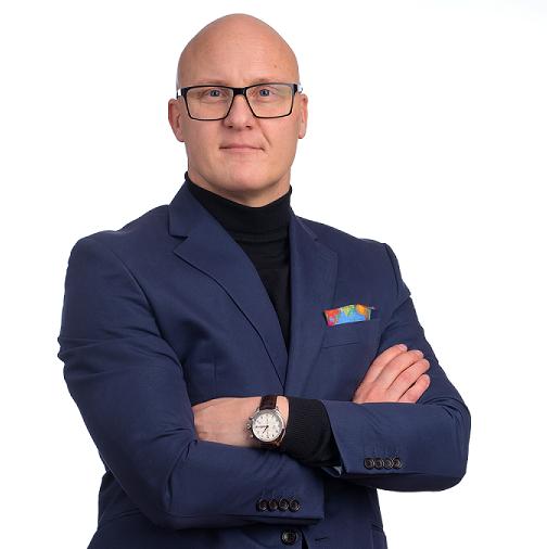 Astrakans säljare Benny Persson