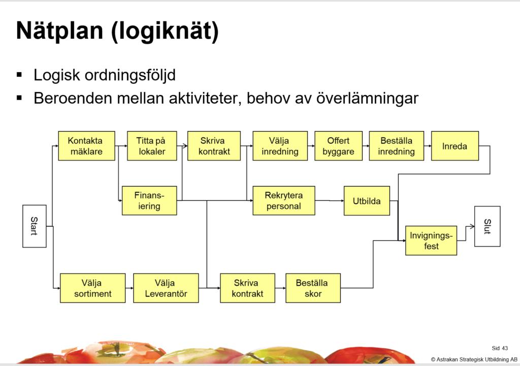 Exempel Nätplan