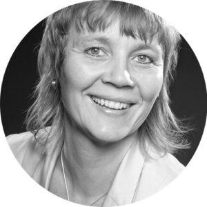 Maria Sundström, lärare på Astrakan