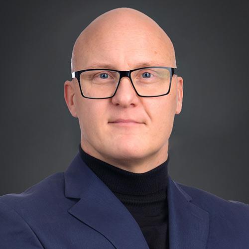 Benny Persson, säljare Astrakan