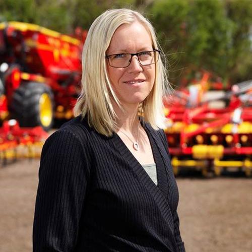 Anna Hammer, Certifierad förändringsledare