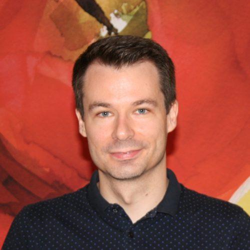 Robert Ahlén - Certifierad verksamhetsarkitekt hos Astrakan