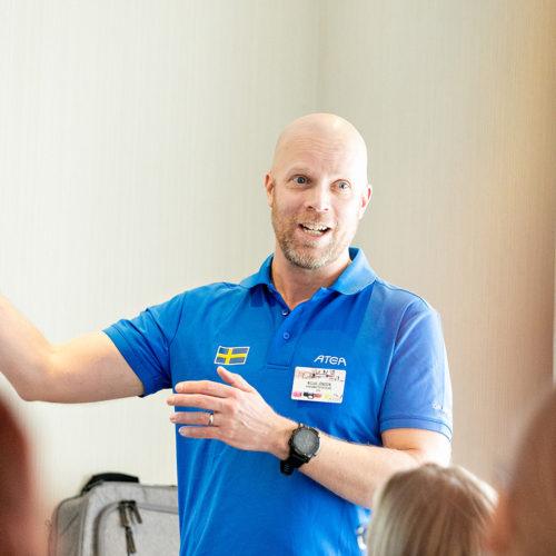 Niclas Jönsson, Certifierad Förändringsledare, Atea