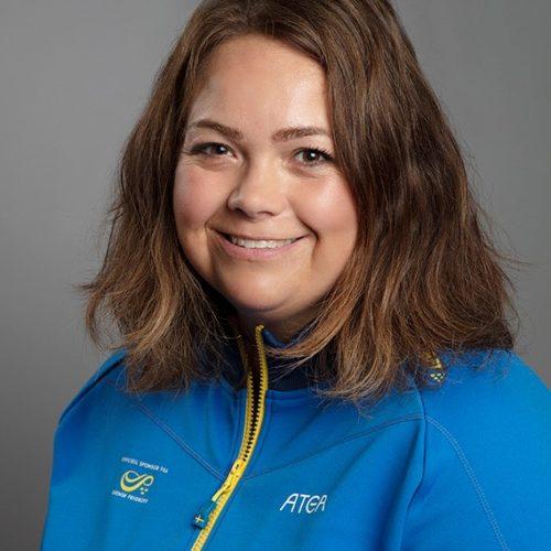Helen Grafström Nylund, Certifierad förändringsledare, Atea