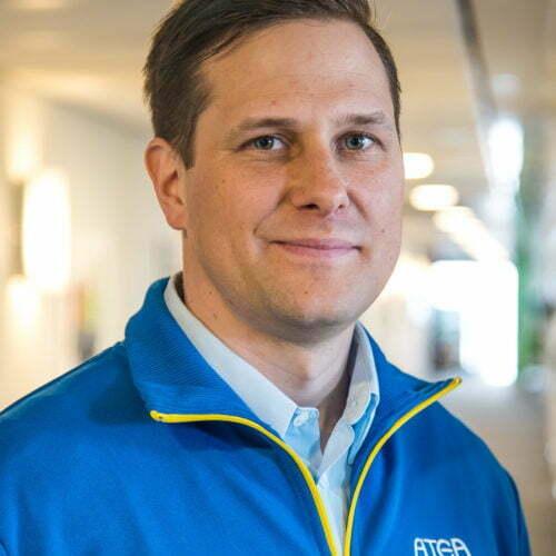 Benny Skoog, Certifierad Förändringsledare ATEA