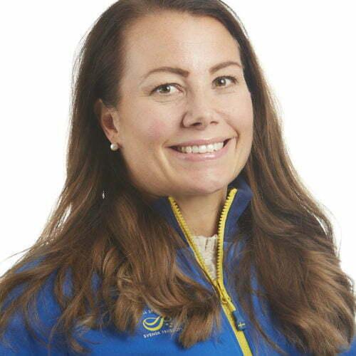 Sofia Nagander, Certifierad förändringsledare, atea